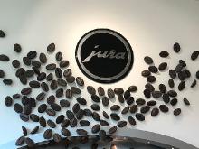 Jahresausflug 2018, Besichtigung JURA Kaffeemaschinen